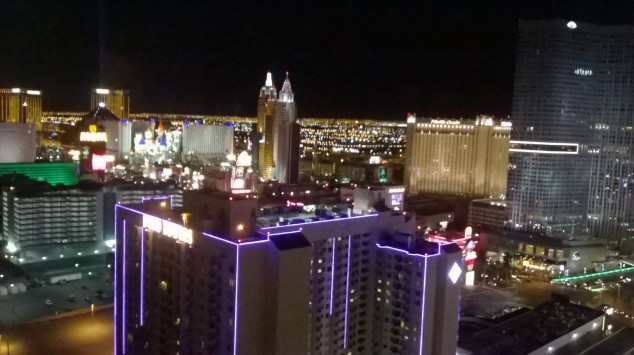 34th Floor of the Marriott Grand Chateau